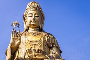 Buddhist Kuan Yin